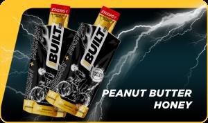 BuiltGO peanut butter honey