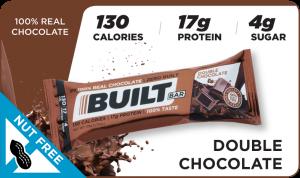 Built Bar Double Chocolate