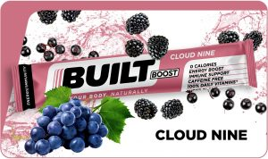 Built Boost Cloud Nine (Blackberry Grape)