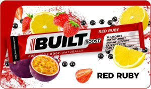 Built Boost Red Ruby (Fruit Punch)
