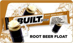 Built Boost root beer
