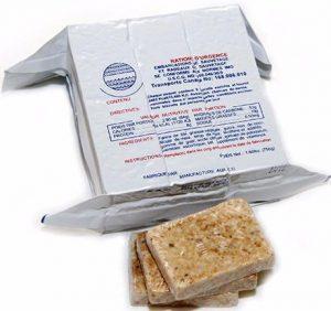 Great Tasting, Emergency Food Ration - 3600 Calorie Food Bar - MRE