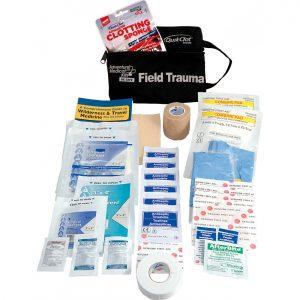 Field Trauma Kit Quick Clot