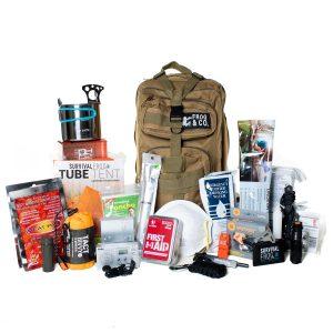 LifeShield All in One Bug Out Bag