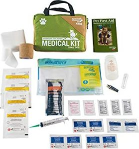 Pet First Aid Kit Tender Corp