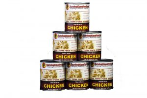SurvivalCave Canned Meat Chicken